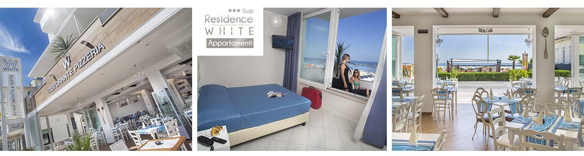 Residence White Belleria Igea Marina Rimini