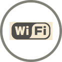 Wi-Fi<br>Free